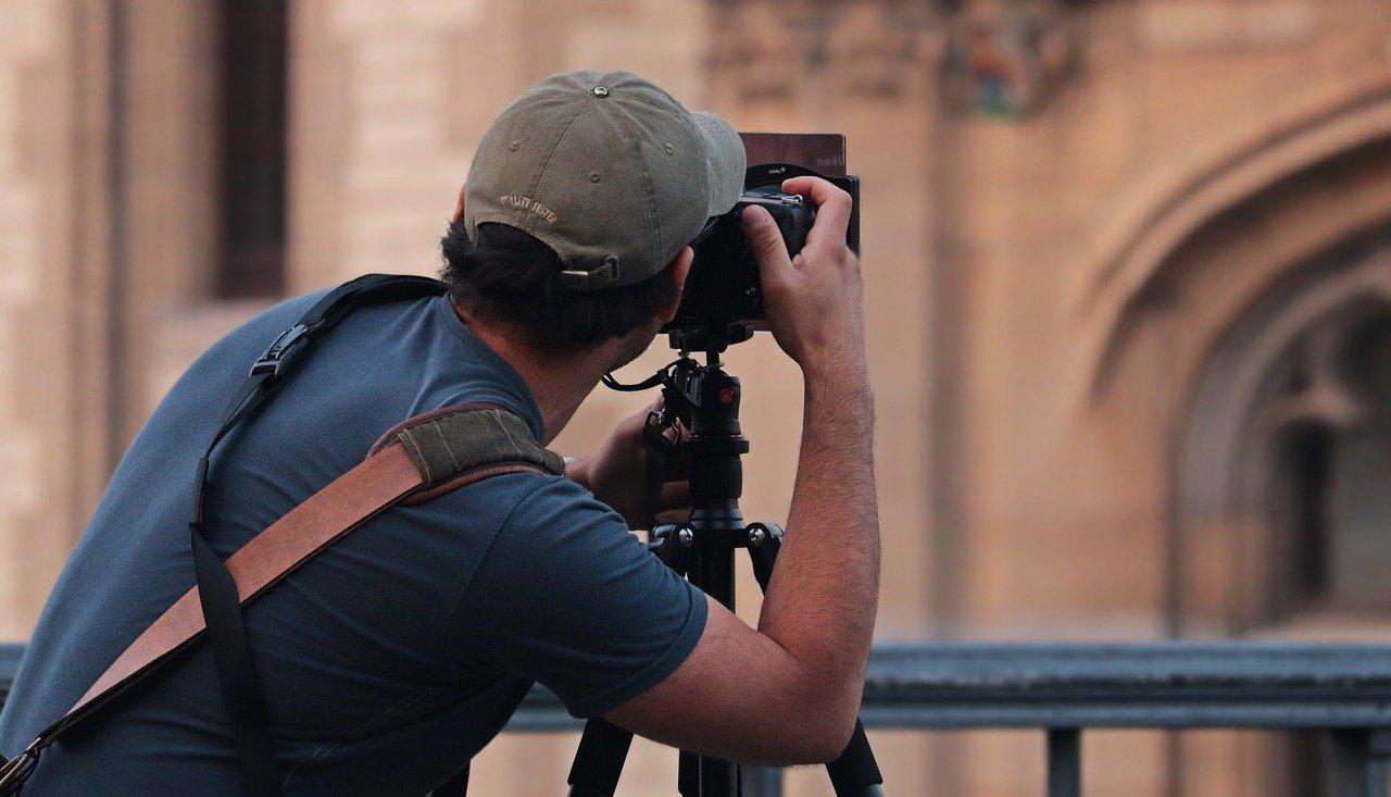 photographer, human, camera